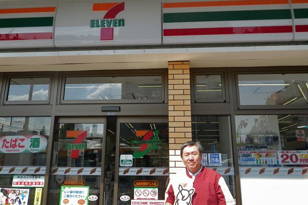 セブンイレブン高田馬場稲門ビル店